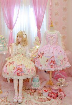 --[-❤-#LolitaUpdate: Ista Mori -Valentine's Day Gift Box- JSK-★-] --Shop it here >>> http://www.my-lolita-dress.com/ista-mori-valentine-s-day-gift-box-lolita-jumper-dress-im-26