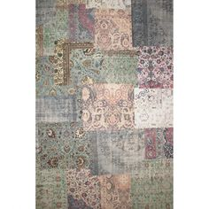 Karpet Modern Patch