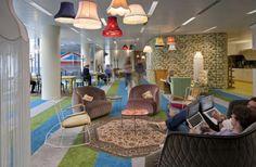Google's Funky Headquarters in London