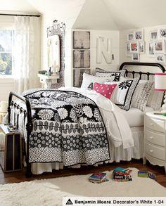 PB em quartos femininos   Blog de decoração, decoração de salas