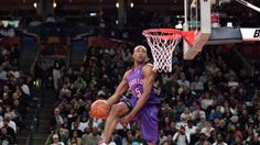 ESPN Video: On Feb. 12, 2000, Vince Carter took home the trophy for one of the best slam dunk contest performances in history. #tbt