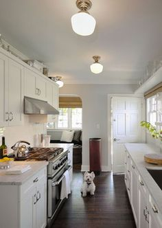 Leschi - traditional - kitchen - seattle - Bosworth Hoedemaker
