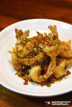 Seafood Recipes, Cooking Recipes, Korean Food, Food Menu, Kimchi, Recipe Collection, No Cook Meals, Asian Recipes, Side Dishes