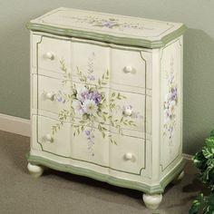 Natalya Storage Cabinet Light Cream