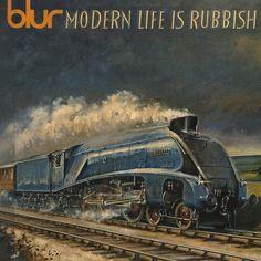 2ª l.p. de Blur. El paso previo y lógico antes de la explosió Parklife. Esto ya era pop británico que no brit-pop. Pateando la ola grunge.
