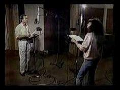 cantora SIMONE BRIGAS com Julio Iglesias