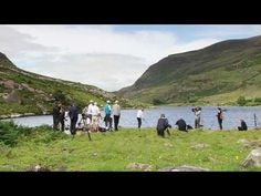 The 200 yard Gong Shot. One of a great series of Saatchi & Saatchi ads for the European Tour.