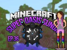 """BABY Brachiosaurus"" SoS Minecraft Oasis Ep 36"