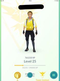 Level 25 Pokemon-Go-Account *FULL 145 POKEDEX* Pokemon Go, Photo And Video, Movies, Movie Posters, Instagram, Film Poster, Films, Popcorn Posters, Film Books