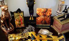 Nefertari Tarot e Isis Oracle
