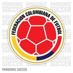 Seleccion Colombia Futbol Cafeteros Vinyl Sticker Decal