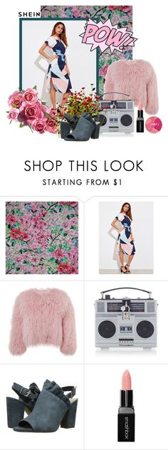 """""""Cute"""" by white-moonlight ❤ liked on Polyvore featuring Charlotte Simone, Dolce&Gabbana, Seychelles and Smashbox"""