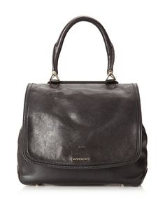 Givenchy Womens Top Handle Large Flapover Bag