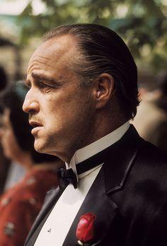 Marlon Brando. High Quality The Godfather.