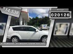 2013 Mitsubishi Outlander DeLand Daytona Orlando DU014008