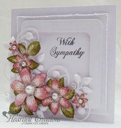 Heartfelt Creations | With Sympathy
