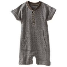 WHEAT Baby-boys Infant Jumper with Pocket $32.99