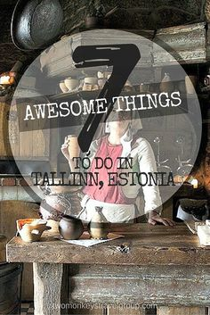 7 Awesome Things To Do in Tallinn, Estonia. Tallinn is one of those capitals in Europe that is over looked quite often and a lot of tourists and backpackers skip this beautiful medieval city when they travel around Europe. Worry no more, from these awesome list of things to do in Tallinn, you'll certainly want to go visit.