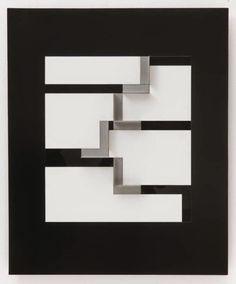 Anthony Hill: geometrical serial inspirer
