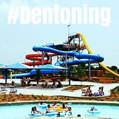 Denton Water Works Park: open Memorial Day weekend through Labor Day.