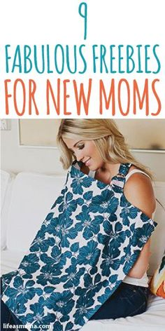 9 Fabulous Freebies For New Moms how to afford a baby #baby #babies