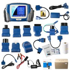 Xtool Scanner GDS Gasoline Diagnostic Scanner With Xtool GDS Software support diagnosis, key programming Mechanic Shop, Oil Service, Thermal Printer, Software Support, Chevrolet Trucks, Automotive Tools, Bluetooth, Engineering