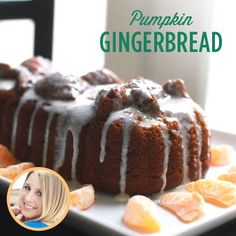 This Pumpkin Gingerbread recipe from Simple® ambassador @Katy Atlas blends your favorite fall flavors for one treat your skin will thank you for.