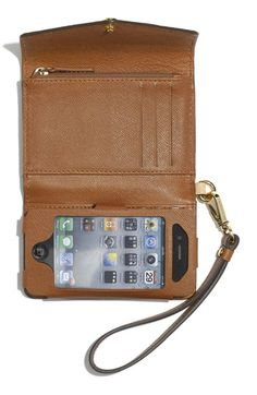 iPhone Wristlet. For those times you don't want to lug a huge purse with you. $78