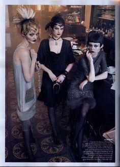 Paris, Je T'aime Vogue US September 2007 > Books & Magazines
