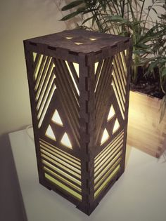 Ode to Zelda Lamp  Special Weathered Black by EastHudsonStudios
