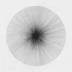 ●●●●●●●●●● ●●●●● Drawing by Cyril Galmiche #circle #line #drawing #circular #round #geometry #dessin #screenprinting #minimalism #worksonpaper #Handmade #Bw #Blackandwhite #circular