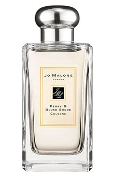 The new fragrance I am dying for...Jo Malone™ 'Peony & Blush Suede' Cologne (3.3 oz.) | Nordstrom