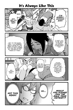 Read manga Tomo-chan wa Onnanoko! Ch.371: It's Always Like This online in high…