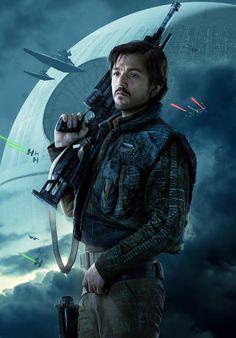 Captain Cassian Andor | Rogue One: A Star Wars Story