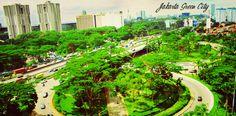 #Jakarta #Indonesia #Scenery #2013