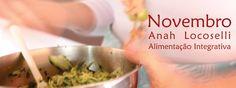 Alimentação Integrativa - Receitas para Viver Bem: AGENDA - NOVEMBRO