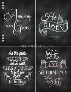 these are printables but also some good inspiration for my chalkboards around the house