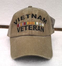 87a6fbdef2209 AH-1 COBRA Military Veteran STONE WASHED OD US ARMY Hat 6512 MTEC