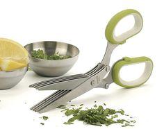 Useful Herb Scissors - IcreativeD