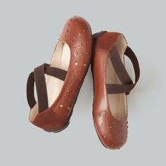 Check out the Addie from Umi Shoes. So cute! And perfect for growing, little feet. http://www.umishoes.com