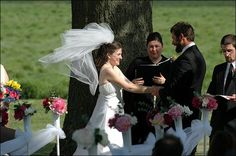 outside ceremony concerns....to veil or not to veil?