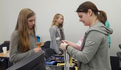 It was a fun-filled day Saturday, Feb. 22, for more than 300 girls, in grades 6 to 9, when they attended the 2014 Tri-Valley Expanding Your Horizons Conference on the Los Positas College campus. The annual event is geared to increase interest and foster awareness of careers in math and science. Read more: http://1.usa.gov/1ljg3VI.