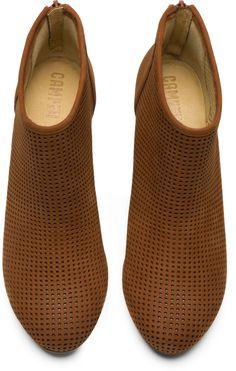 290f27e367e Camper Myriam Brown Ankle boots Women 46796-030