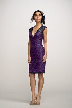 Lace maid of honor dress @charisse czaja Martin