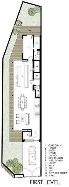 Architecture Design House Plans 30' x 40' east facing house plan - 1st floor | s | pinterest