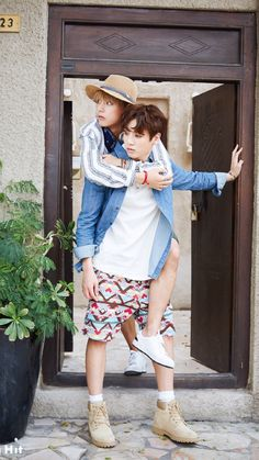 Fav VKook photo in this package - BTS SUMMER PACKAGE 2016 #taekook #bts #jungkook #v #2016
