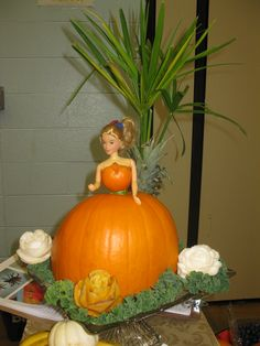 Pumpkin Contest On Pinterest