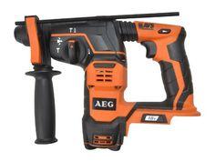 A.E.G. Power Tools BBH180 18V SDS Hammer Drill Zero - http://homeimprovementx.co.uk/tools/cordless-drill/a-e-g-power-tools-bbh180-18v-sds-hammer-drill-zero/