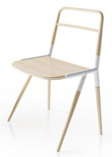 Less Chair by Studio 06