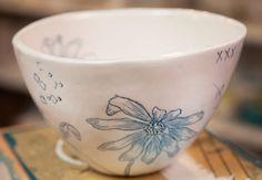 Mishima on Creativebug, ceramics by Diana Fayt  https://www.facebook.com/HaHaMedia